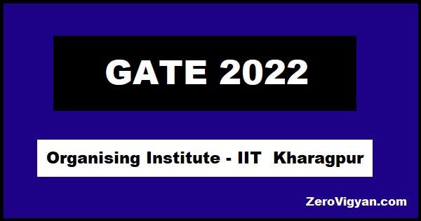 GATE 2022